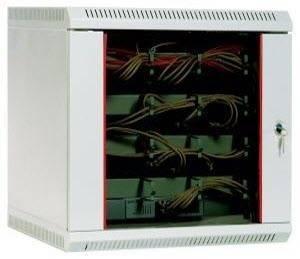Шкаф настенный 19 дюймовый телекоммуникационный ЦМО ШРН-М-9.650