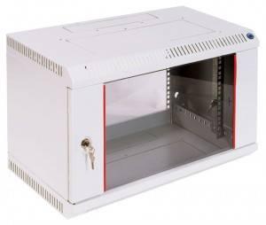 Шкаф настенный 19 дюймовый телекоммуникационный ЦМО ШРН-6.650-1