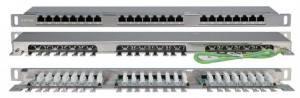 Патч-панель Hyperline PPHD-19-24-8P8C-C5E-SH-110D
