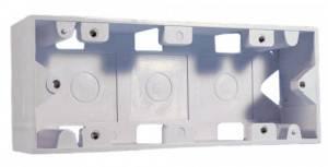 Коробка настенная Hyperline MB-3E-35