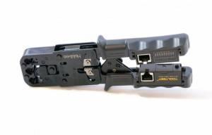 Обжимный инструмент Hyperline HL-1100CT
