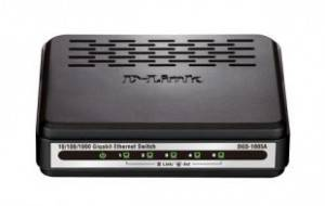 D-Link DL-DES-1005A/E2A