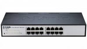 Коммутатор 16 портов D-Link DL-DES-1100-16/A2A