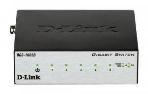 D-Link DL-DGS-1005D/H2B
