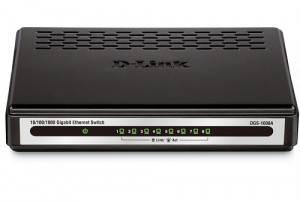 D-Link DL-DGS-1008A/C1B