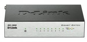 D-Link DL-DGS-1008D/I2B