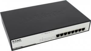 D-Link DL-DGS-1008MP/A1A