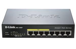 D-Link DL-DGS-1008P/B1A