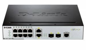 Коммутатор D-Link DL-DGS-3000-10TC/A1A