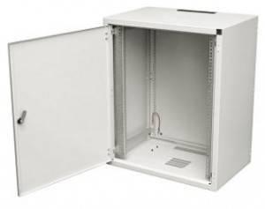 Шкаф настенный 19 дюймовый телекоммуникационный Zpas WZ-3504-01-M1-011