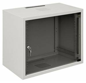 Шкаф настенный 19 дюймовый телекоммуникационный Zpas WZ-3984-01-02-011