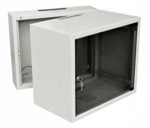 Шкаф настенный 19 дюймовый телекоммуникационный Zpas WZ-3715-01-04-011