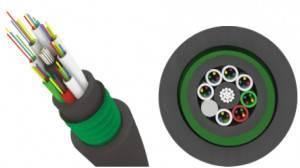 Волоконной-оптический кабель Трансвок ОКЗ-САО-1/3Сп-4(1/50)-1
