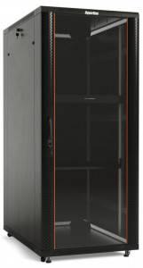 Шкаф напольный 19 телекоммуникационный Hyperline TTC2-3268-AS-RAL9004