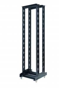 Стойка 19 телекоммуникационная серверная Eurolan 60L-27-00-30BL-1