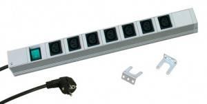 Блок розеток Zpas WZ-LZ11-40-00-000