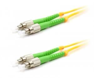 Шнур оптический duplex FC/APC-FC/APC 9/125 sm (длина 15 м)-1