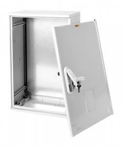 Электротехнический шкаф полиэстеровый EP-600.500.250-1-IP44-4