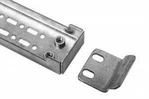 Монтажная шина для шкафов EMW-RM-25.45.400-2