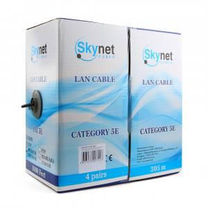 Кабель витая пара UTP SkyNet  CSL-UTP-4-CU-OUT-2