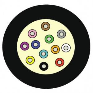 Оптический кабель Siemon 9GD8H004C-E201M-1