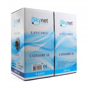 Кабель витая пара UTP SkyNet CSP-UTP-LSZH-4-CU-2
