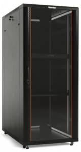Шкаф напольный 19 телекоммуникационный Hyperline TTC2-4788-AS-RAL9004