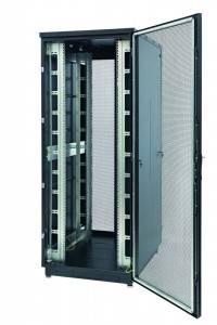 Шкаф напольный 19 телекомуникационный Eurolan 60F-42-66-34BL