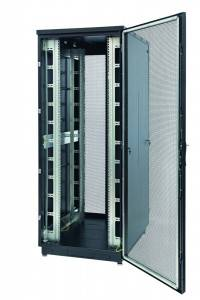 Шкаф напольный 19 телекомуникационный Eurolan 60F-42-88-34BL
