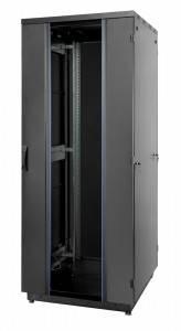 Шкаф напольный 19 телекомуникационный Eurolan 60F-33-6A-31BL