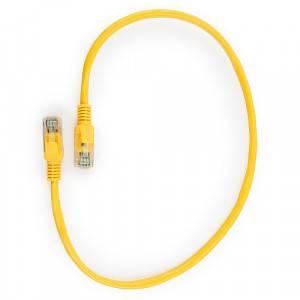 Патч-корд UTP Cablexpert PP10-0.5M/Y