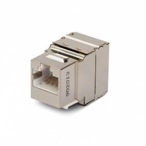 Модуль Keystone Hyperline KJ5-8P8C-C5e-180-SH-F-WH