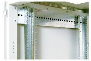 ЦМО ШТК-М-22.6.6-1ААА Шкаф телекоммуникационный напольный 22U (600x600) дверь стекло-2