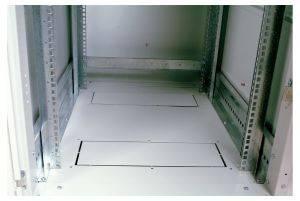 ЦМО ШТК-М-22.6.6-3ААА Шкаф телекоммуникационный напольный 22U (600x600) дверь металл-2