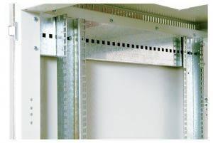 ЦМО ШТК-М-27.6.6-1ААА Шкаф телекоммуникационный напольный 27U (600x600) дверь стекло-2