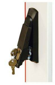 ЦМО ШТК-М-42.6.6-3ААА Шкаф телекоммуникационный напольный 42U (600x600) дверь металл-5