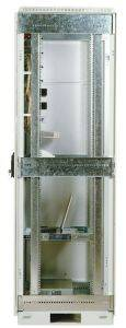 ЦМО ШТК-М-47.6.6-1ААА Шкаф телекоммуникационный напольный 47U (600х600) дверь стекло-2