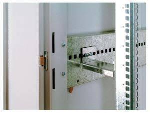 ЦМО ШТК-М-42.8.8-1ААА Шкаф телекоммуникационный напольный 42U (800x800) дверь стекло-2
