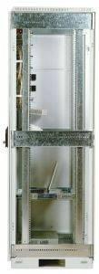 ЦМО ШТК-М-47.6.8-3ААА Шкаф телекоммуникационный напольный 47U (600х800) дверь металл-2
