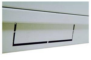 ЦМО ШТК-М-22.6.10-1ААА Шкаф телекоммуникационный напольный 22U (600x1000) дверь стекло-2