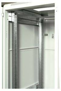 ЦМО ШТК-М-22.6.10-1ААА Шкаф телекоммуникационный напольный 22U (600x1000) дверь стекло-3