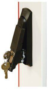 ЦМО ШТК-М-33.6.10-3ААА Шкаф телекоммуникационный напольный 33U (600x1000) дверь металл-5
