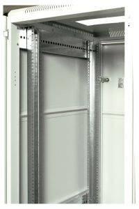 ЦМО ШТК-М-42.6.10-1ААА Шкаф телекоммуникационный напольный 42U (600x1000) дверь стекло-2