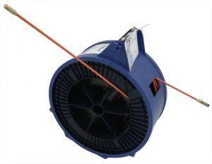 Протяжка мини УЗК из стеклопластика в пластмассовой коробке (диаметр 3,5 мм, длина 15 м)-1