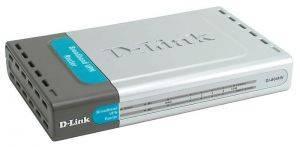 Маршрутизатор D-Link DI-804HV Маршрутизатор широкополосного доступа со встроенным 4-х портовым коммутатором-1