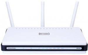 Маршрутизатор D-Link DIR-655 Xtreme N беспроводной 2, 4 ГГц (802. 11n) 4-х портовый гигабитный маршрутизатор, до 300 Мбит/ с-1