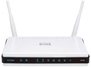 Маршрутизатор D-Link DIR-825 Xtreme N двухдиапазонный беспроводной 2.4 ГГц (802.11b/g/n)/ 5ГГц (802.11a/n) маршрутизатор, до 300 Мбит/с-1