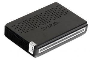 Маршрутизатор D-Link DSL-2540U/ BRU/ C3B Маршрутизатор ADSL2+ (ANNEX B) со встроенным 4-х портовым коммутатором-1