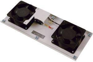 МВП-400-2С Модуль вентиляторный потолочный на 2 вентилятора с термодатчиком (35С)-2