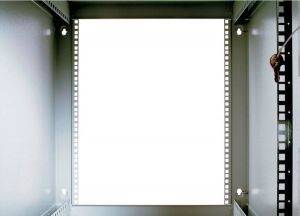 ЦМО ШРН-Э-6.500 Шкаф телекоммуникационный настенный разборный 6U (600х520) дверь стекло-3